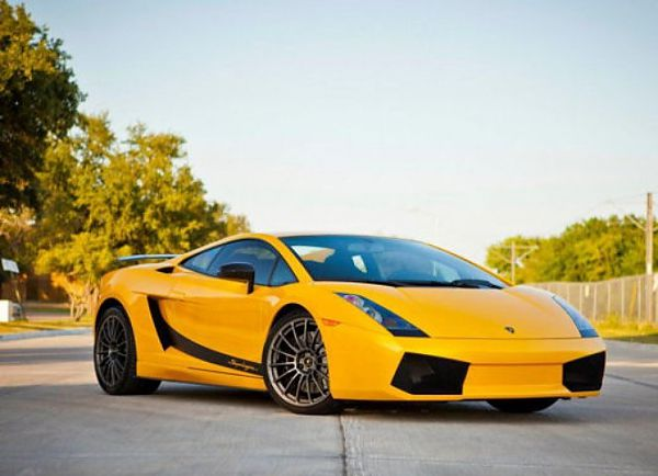 Lamborghini Gallardo Dallas Performance Stage 3